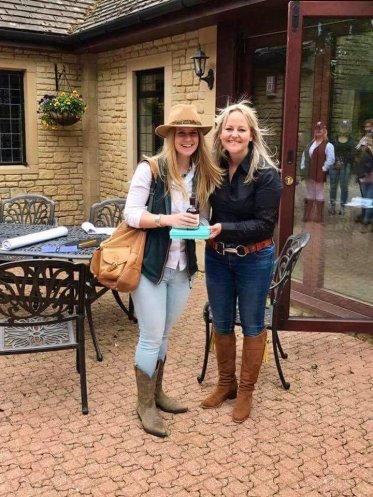 Experienced winner/HG June 17 National Ladies Shooting Day at Lady's Wood SG